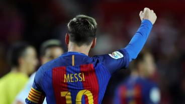 Messi Scored His 500th Barcelona Goal