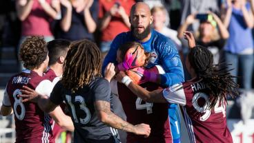 The Colorado Rapids And Seattle Sounders Will Battle For Western Supremacy
