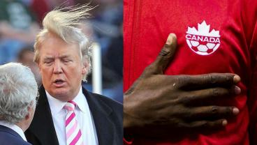 Donald Trump and Canada