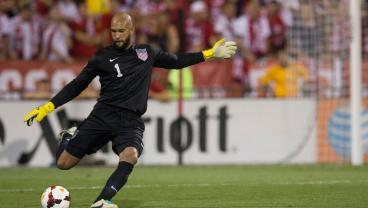 Tim Howard Might Be Out For The Rest Of The Playoffs
