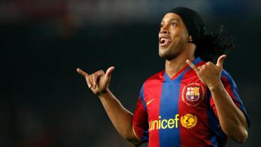 Ronaldinho Is Reportedly Looking To Play In The MLS Next Season