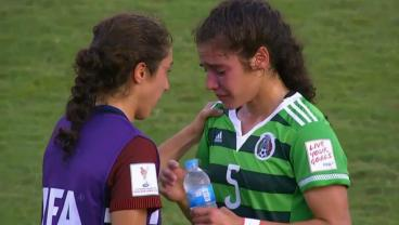 U-20 Women's World Cup Features An Emotional Meeting Between Twin Sisters On Opposing Sides
