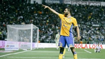 Tigres Take A 1-0 Lead Into The Second Leg Of The Liga MX Semifinals Against Leon