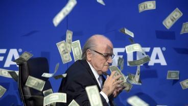 Sepp Blatter's FIFA suspension has been upheld.