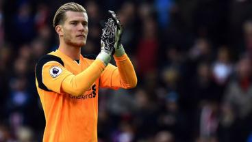 Liverpool Keeper Loris Karius Shows He's The Man For The Job By Roasting Gary Neville
