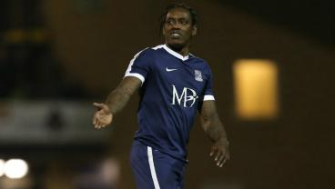 Nile Ranger is in trouble again.