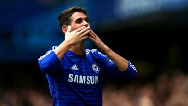 Oscar Reportedly Nearing £60 million Switch To The Chinese Super League