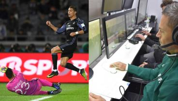 Is FIFA Purposely Sabotaging Instant Replay Technology?