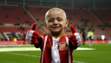 Bradley Lowery receives 28,000 Christmas cards