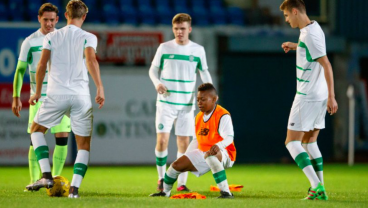13-Year-Old Prodigy Karamoko Dembele Is Playing The International Field