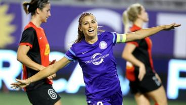 How Will Alex Morgan's Move To Lyon Affect The NWSL?