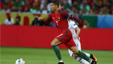 The Astronomical Sums Behind China's Attempt To Lure Cristiano Ronaldo