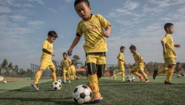 China Will Double Funding In 2017 To Make Country A Soccer Powerhouse