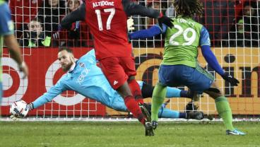 No Player In The U.S. Pool Deserves His First Cap More Than Stefan Frei