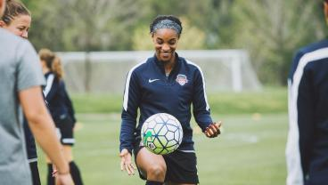 Crystal Dunn Is Leaving The Washington Spirit For Chelsea