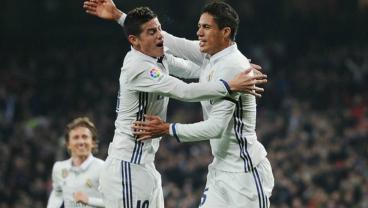 James Rodriguez Took His Chance Against Sevilla By Scoring A Beauty
