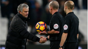 Jose Mourinho Urges For The Use Of Video Replay In Football