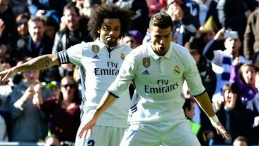 Cristiano Ronaldo On Target As Real Madrid Make It 39 Games Unbeaten