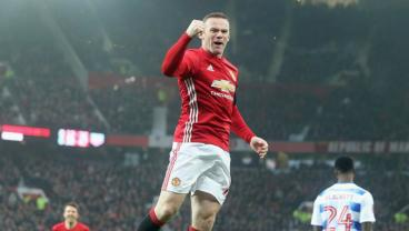 Wayne Rooney Equals Man Utd's All Time Goalscoring Record
