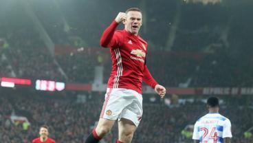 Wayne Rooney Equals Man Utd's All Time Goalscoring Record