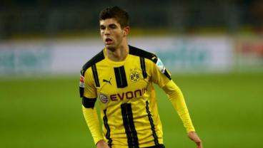 Christian Pulisic Starts Off 2017 With A Bang