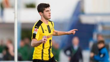 Christian Pulisic Scores Again And Is Praised By Manager Thomas Tuchel