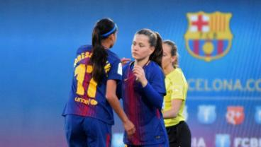 16-Year-Old Claudia Pina Becomes Barcelona's Youngest-Ever Player