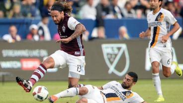 LA Galaxy Sign USMNT Stalwart Jermaine Jones