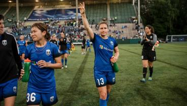 Another Key Piece Of The NWSL's Seattle Reign Is Leaving
