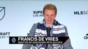 The MLS Draft Is Just Too Long And Tedious