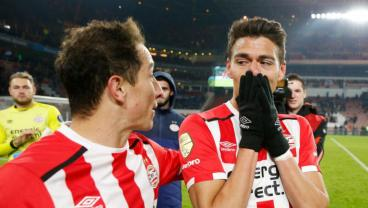Hector Moreno Celebrates Birthday By Scoring Game-Winning Goal In The 90th Minute