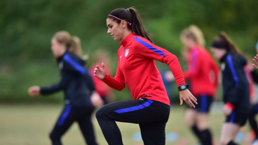 Alex Morgan Admits A USWNT Strike Could Still Be In The Cards