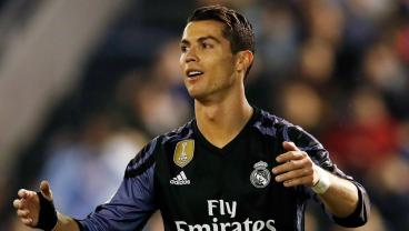 A Sensational Ronaldo Free Kick Isn't Enough As Real Are Bounced From The Copa Del Rey