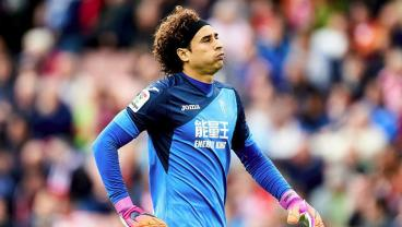 Guillermo Ochoa Is Taking A Battering At Granada But Standing Tall