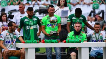 Chapecoense Begin The Painful Process Of Returning To The Pitch With A New Squad