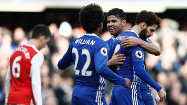 Chelsea's Dominance Against Arsenal Shows The EPL Title Race Is Over
