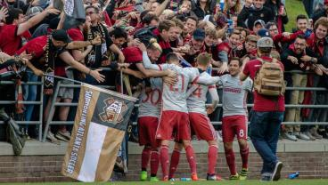 Atlanta United On Pace For 55,000-Seat Sellout For Home Opener