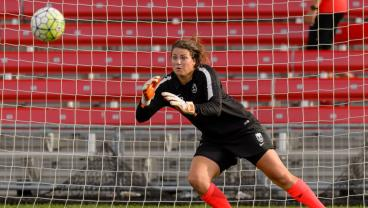 The Seattle Reign Have Two Goalies For 2017, But Not Hope Solo