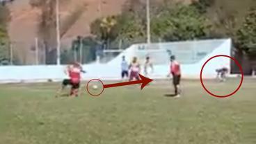 Unintentional assist