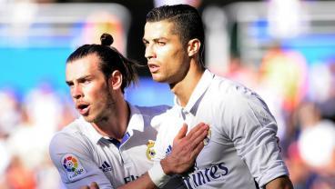Cristiano Ronaldo Humiliates A Defender And Gareth Bale Scores A Stunner