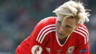 Wales' Jess Fishlock
