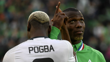 Paul and Florentin Pogba