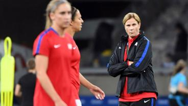 The USWNT Will Play Two Friendlies In Europe In June