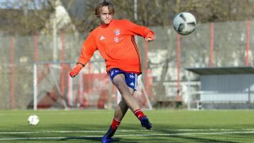 Bayern Munich Signs Young Phenom Ryan Johansson