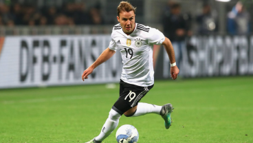 World Cup Hero Mario Gotze Sidelined Indefinitely With Metabolism Problem
