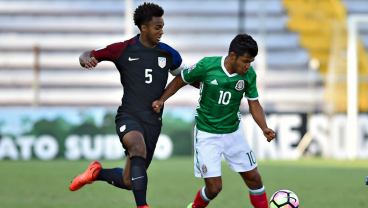 U.S. U-20s Defeat Mexico In Pivotal Match For The 2017 FIFA U-20 World Cup
