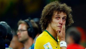 David Luiz Once Again Ignored In Brazil's Latest World Cup Qualifying Squad
