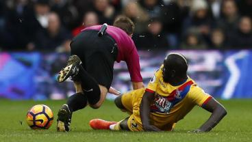 Mamadou Sakho Will Crunch Absolutely Anyone He Finds Threatening