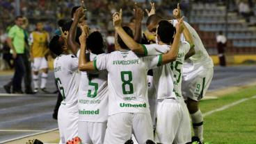 Chapecoense Make History By Winning Their First Copa Libertadores Match