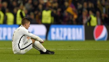Barca Players Told Marco Verratti It Was Over After Cavani Goal. Neymar Didn't Get The Message